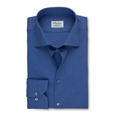 Stenstrøms Skjorte Blå (Marlin Blue Fitted Body Shirt)