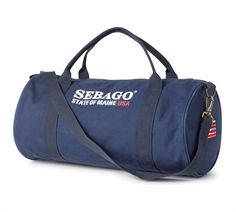 Sebago Taske Mørkeblå (Maine Canvas Roll Bag)